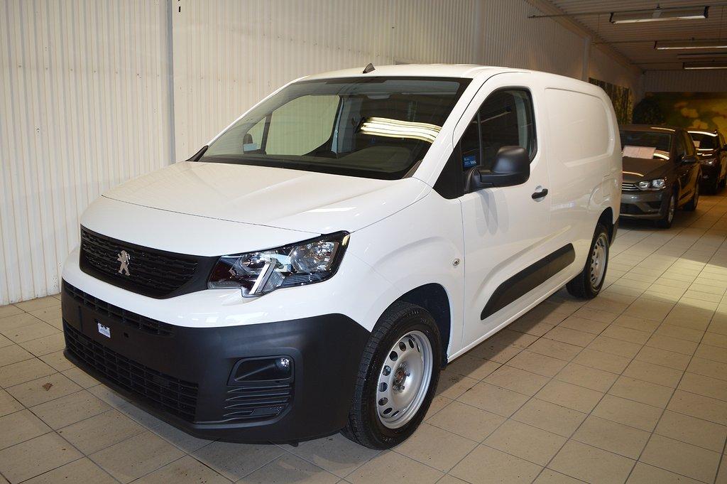 Peugeot partner L2 Inb 1.5 BlueHDi Euro 6 102hk