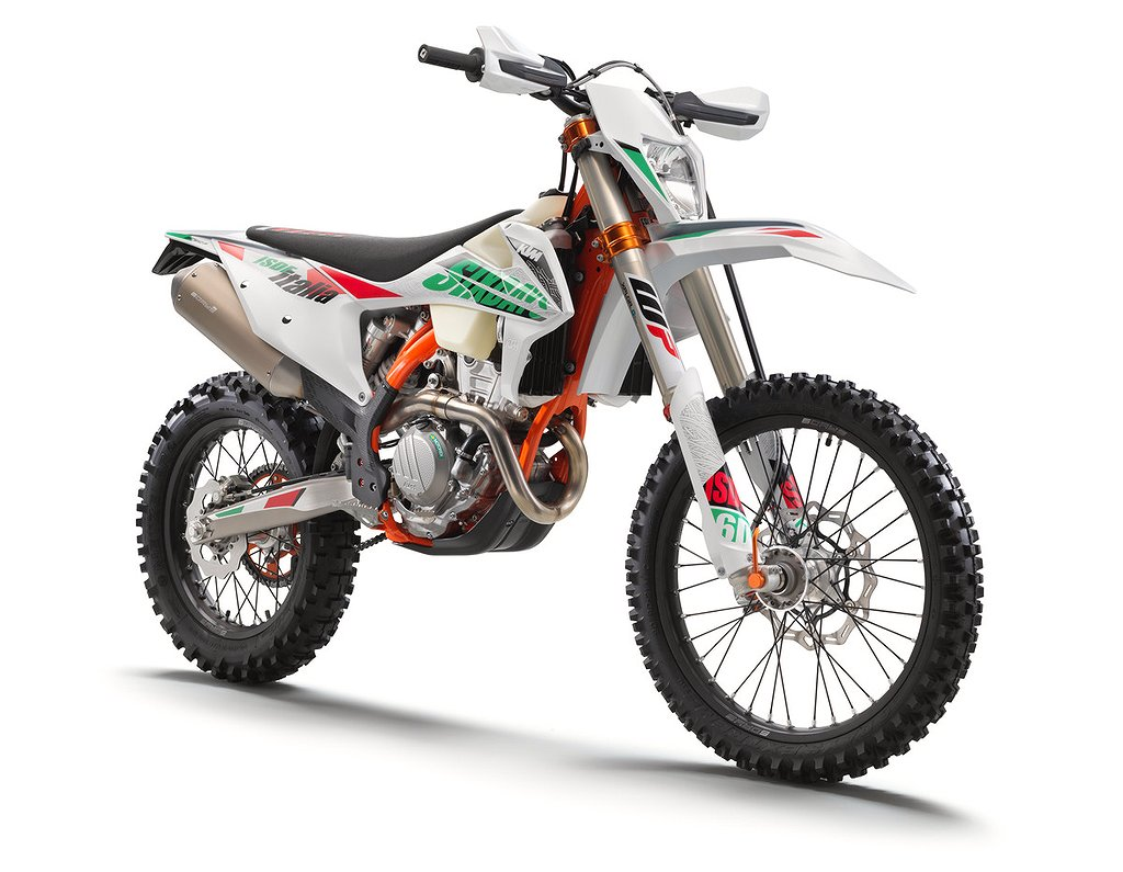 KTM 350 EXC-F Six Days *Omgående leverans*