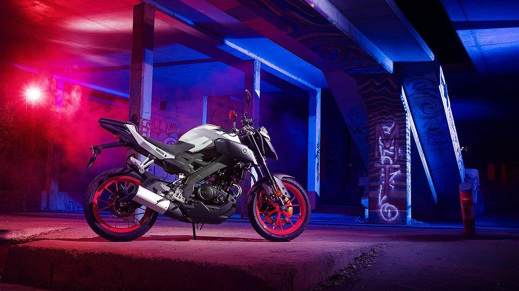 Yamaha MT-125 ABS -19
