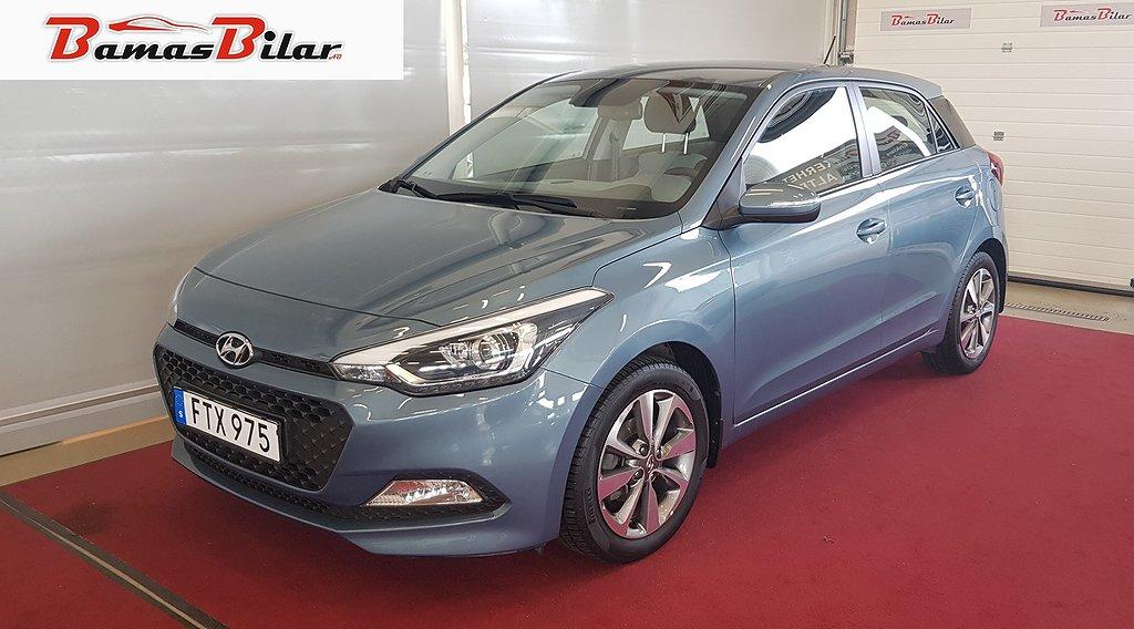 Hyundai i20 1.4 101hk