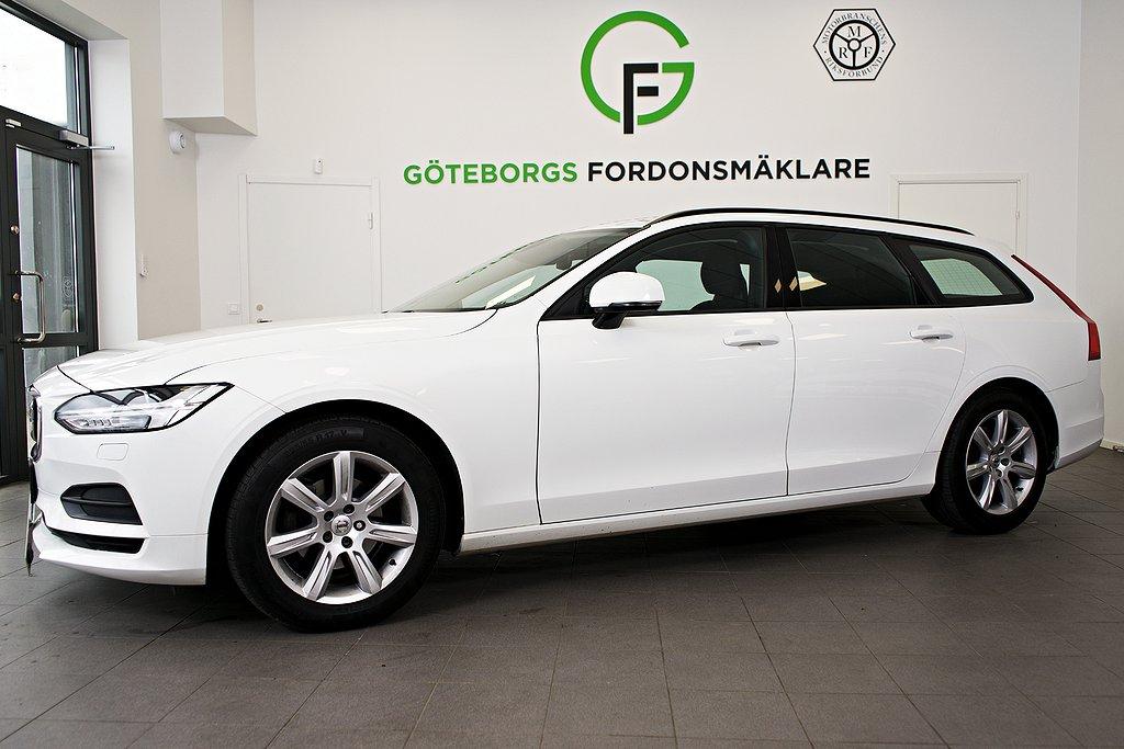 Volvo V90 D3 Kinetic Business /Pedantskött - 2218kr/mån