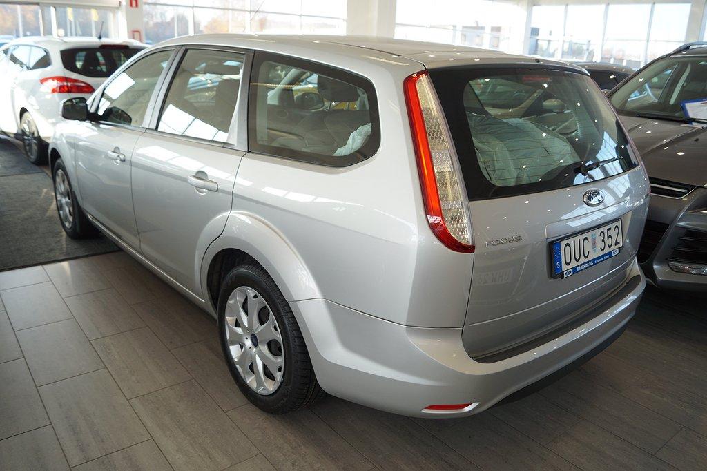Ford Focus 1.8 Flexifuel 125hk Trend Kombi