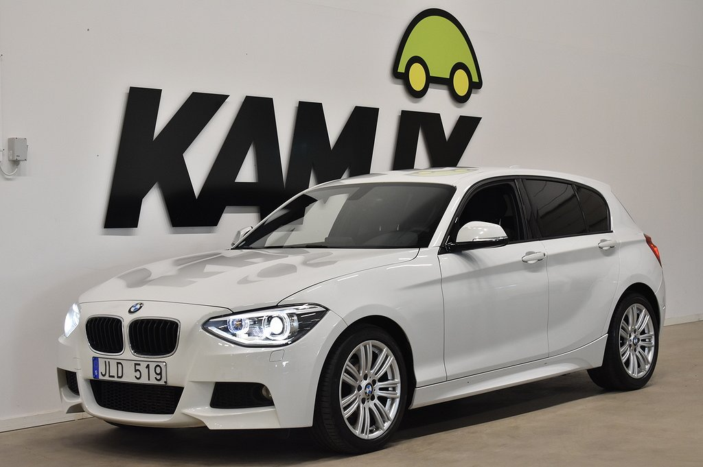 BMW 116 i M-sport Eu6 136hk