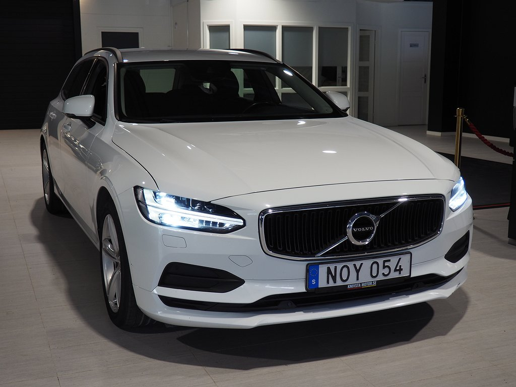 Volvo V90 D3 Auto Business (VOC, drag) 2018