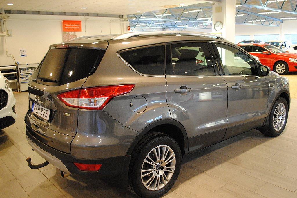 Ford Kuga 1.95%ränta/bränsle för 5tkr ingår* 1.6T EcoBoost 150hk Tita