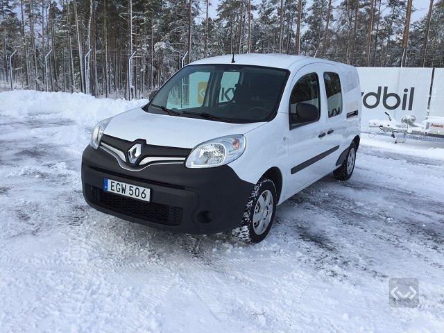 Renault Kangoo 1.5 dCi Maxi Plus Skåp (90hk)