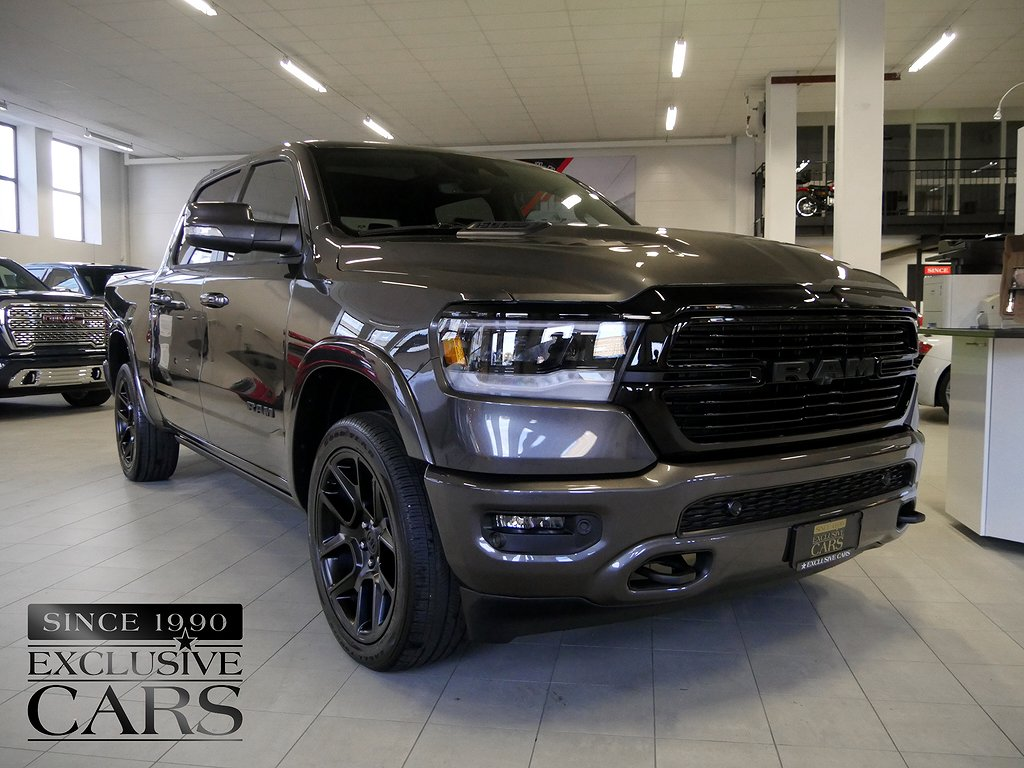 Dodge Ram Laramie Night Luft 2021