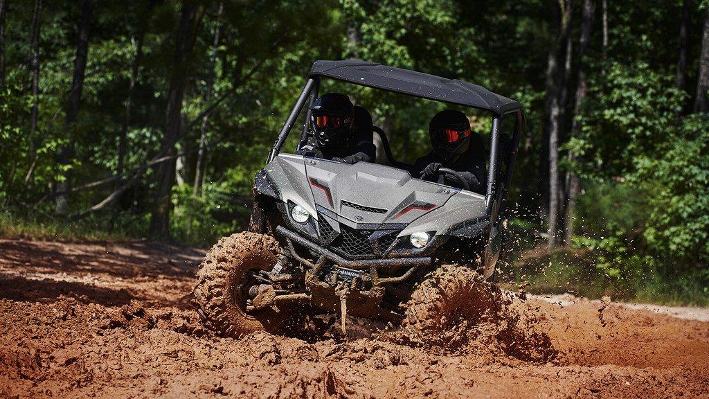 Yamaha Wolverine X2 850 Alu Traktor