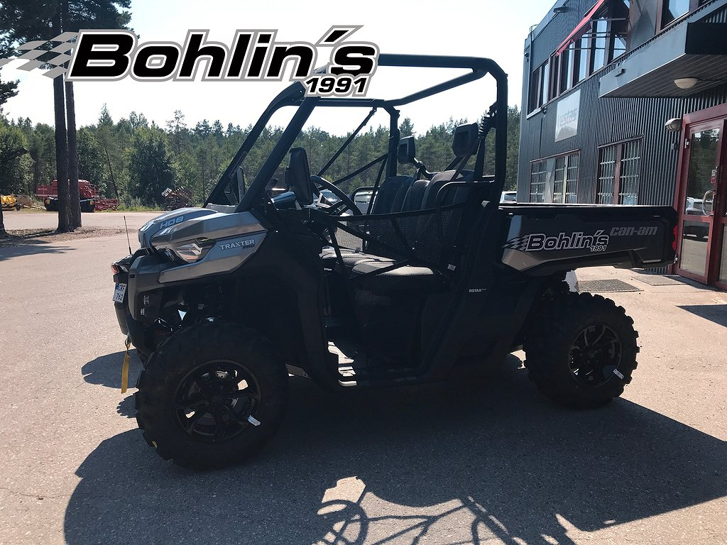 Can-Am Traxter Pro 800 HD8 -17