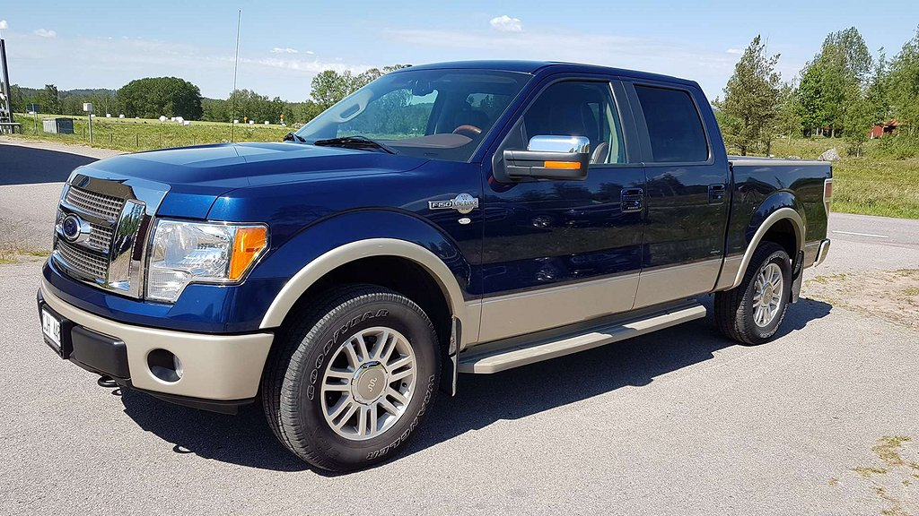 Ford Ford F150 3800mil!! King Ranch Crew Cab