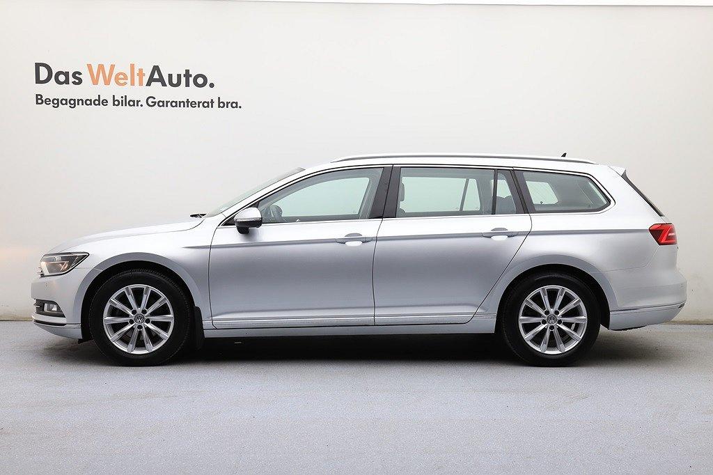 Volkswagen Passat Sportscombi TDI190 DSG 4M Drag/Pvärmare