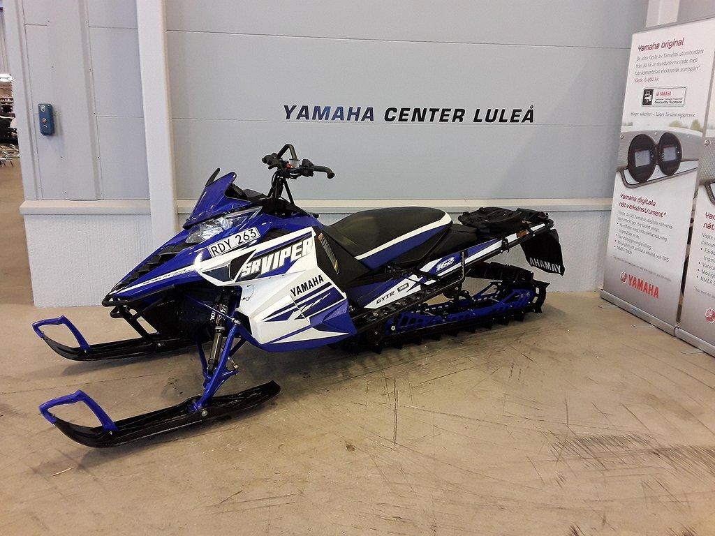 Yamaha VIPER MTX 162LE