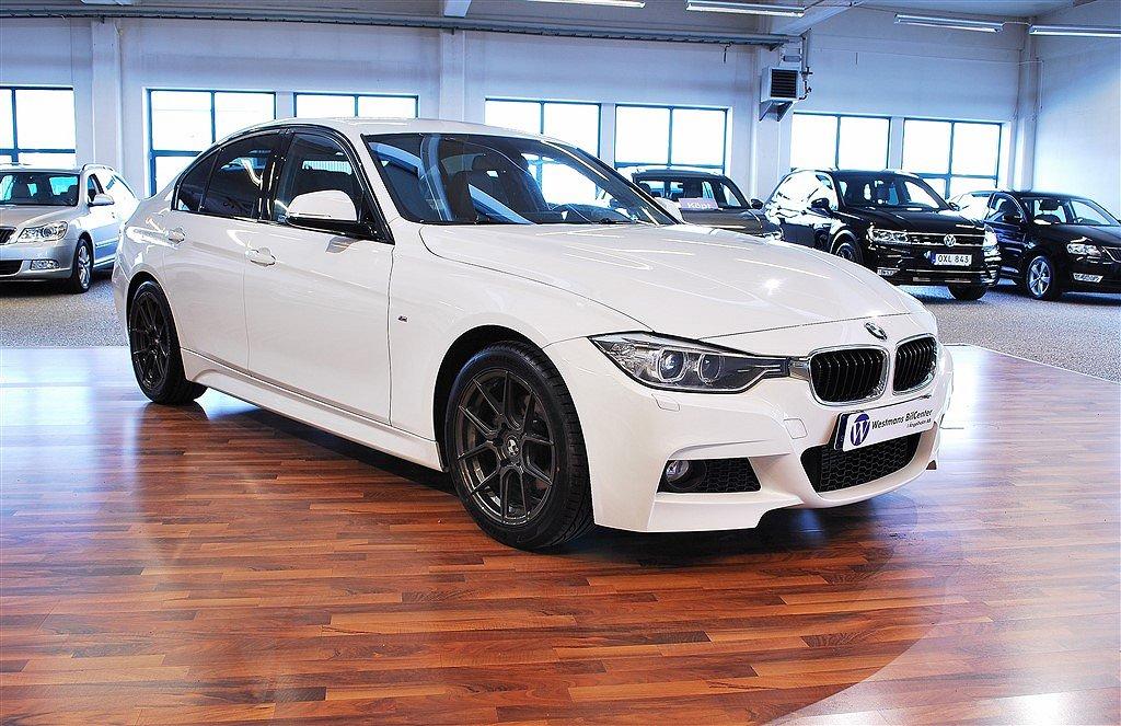 BMW 318 d 143hk M Sport Sedan *Skinn*