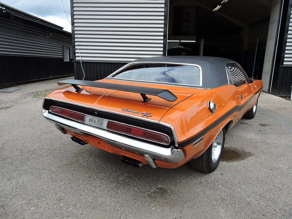 Dodge Challenger R/T 440 Sixpack