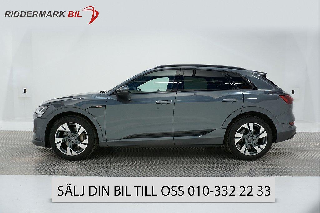 Audi e-tron 55 quattro 95 kWh (360hk)