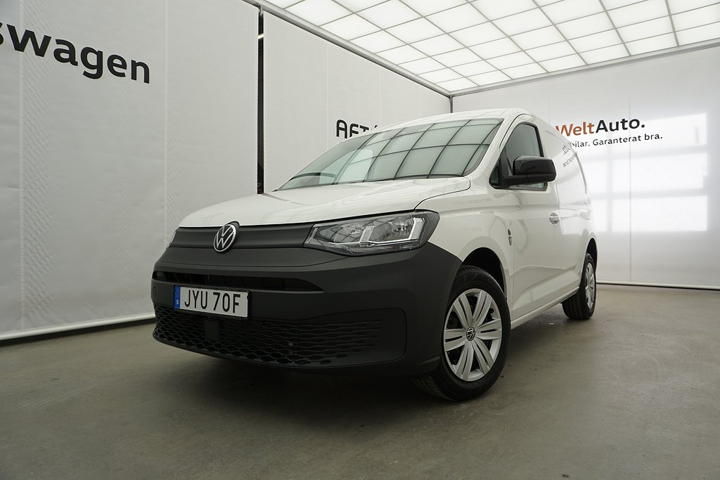 Volkswagen Caddy Proline kampanj 75hk TDi Krok värmare