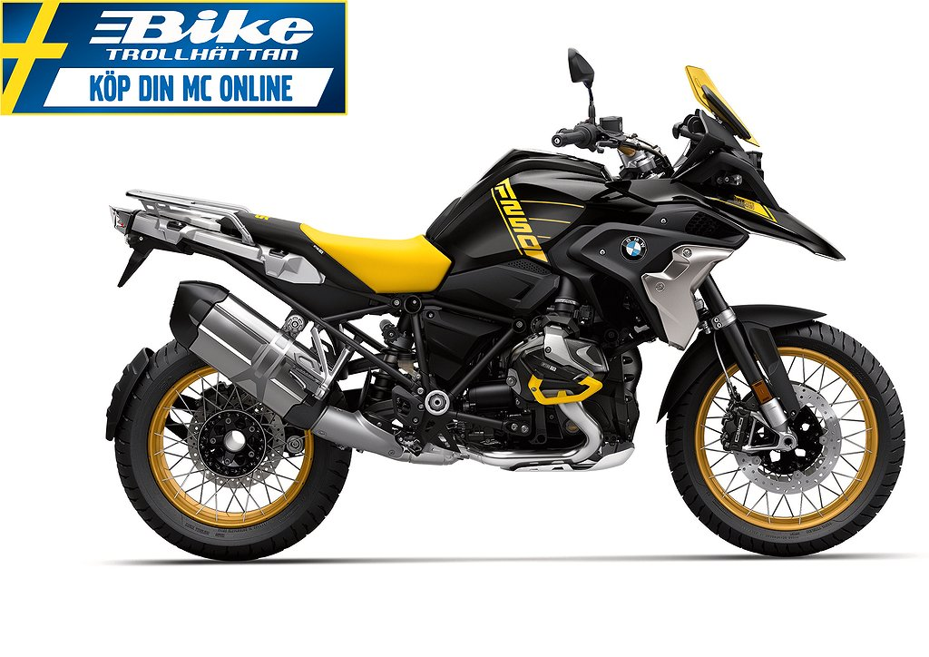 BMW R1250GS 40th Edition Nyhet -21