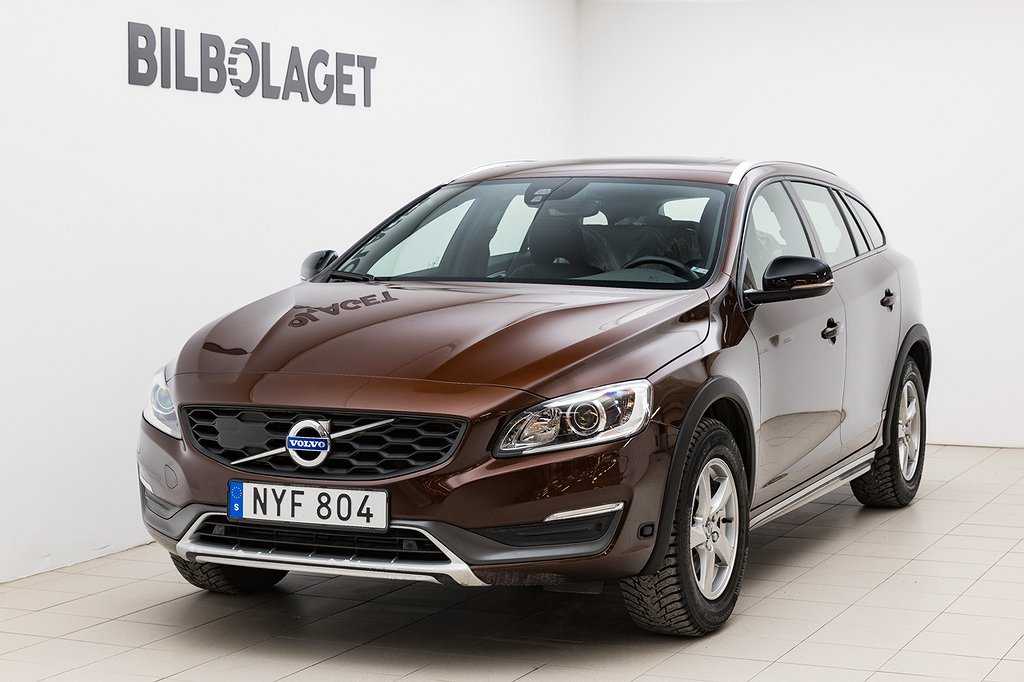 Volvo V60 Cross Country D4 Summum BE PRO