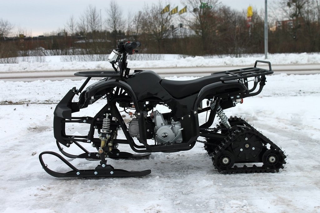 Brantech Racing Barn Snöskoter 125R Automat med back