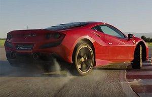 Video: Se Ferraris nya värsting släppa loss