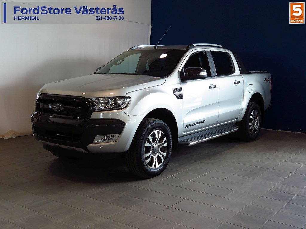 Ford Ranger Double Cab Wildtrak 3.2 TDCi 200hk 4x4