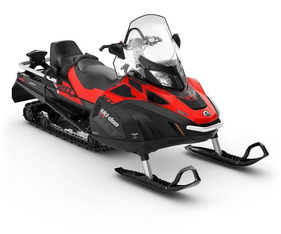 Ski-doo Skandic WT 900 ACE -19