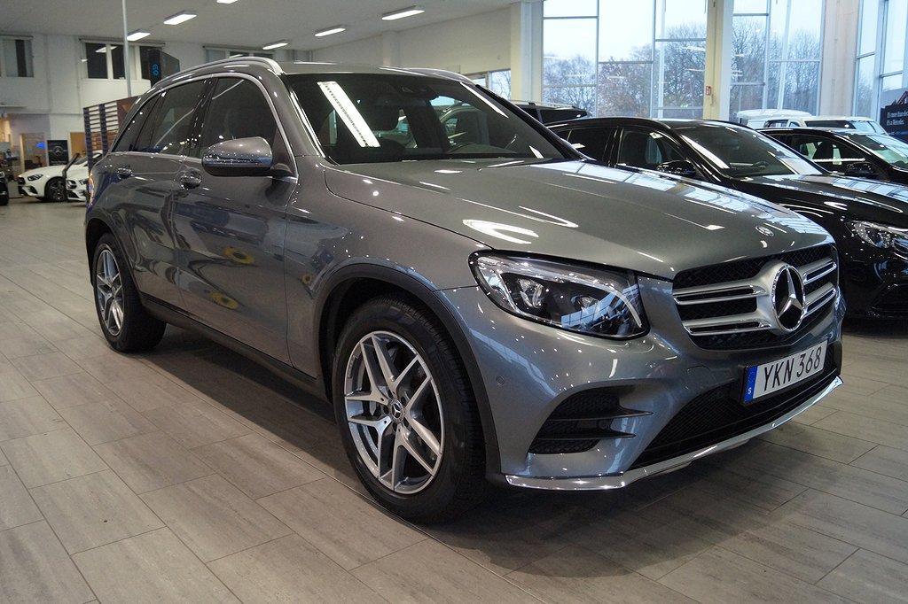 Mercedes-Benz GLC 220 d 4MATIC AMG 170hk