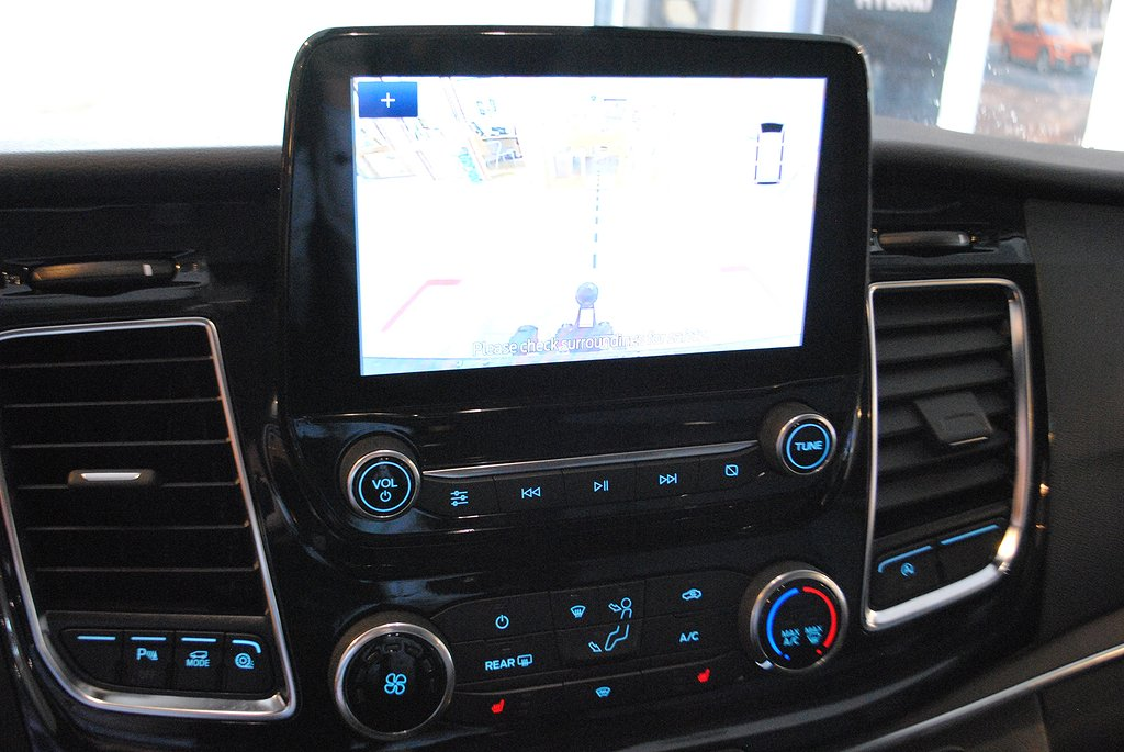 Ford Tourneo L1 Custom Aut 8-sits 130hk