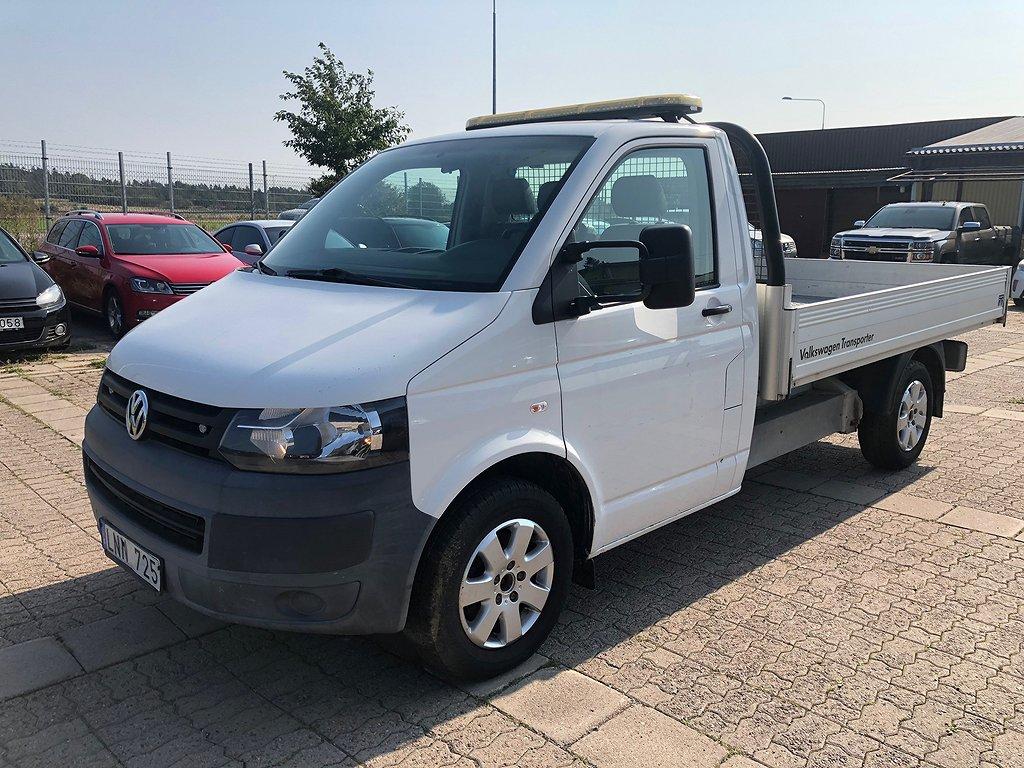Volkswagen Transporter 2.0TDI PICK-UP EH 3-SITS DRAG 2-ÅRS GARANTI