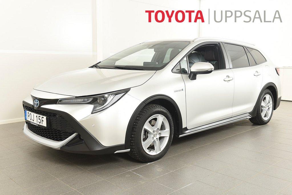Toyota Corolla Kombi 2,0 Elhybrid Trek /Vhjul /Drag