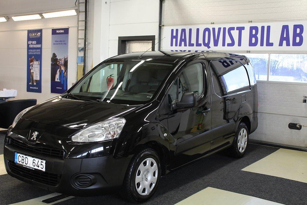 Peugeot Partner 1.6 e-HDI Skåp (90hk) AUT
