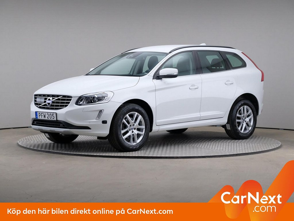 Volvo XC60 D4 AWD Aut Momentum VoC Blis Nav