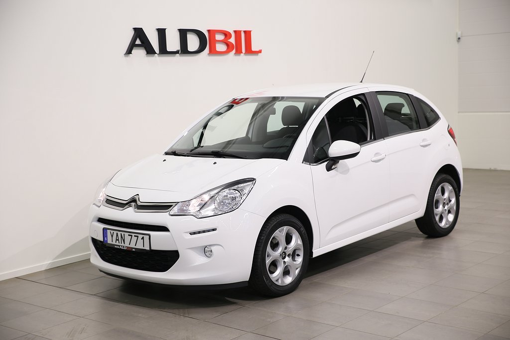 Citroën C3 VTi 82hk PureTech Happy Edition