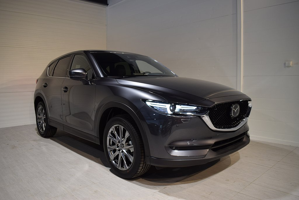 Mazda CX-5 Optimum 2,5 AutO Signature AWD CARPLAY KAMPANJ 2020