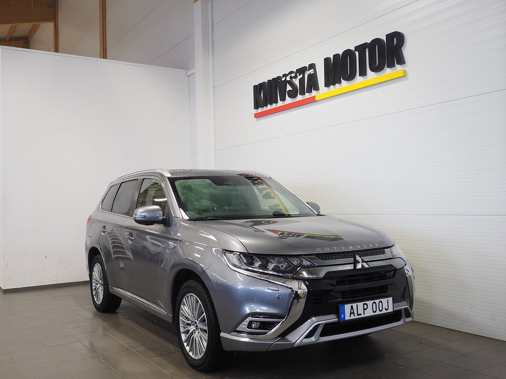 Mitsubishi Outlander P-HEV 2.4 Hybrid 4WD Business X 2019