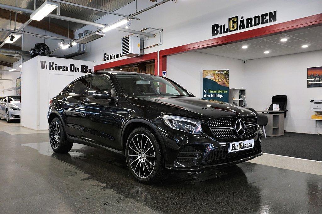 Mercedes-Benz GLC 250 d Coupé 4MATIC 9G-Tronic AMG 204hk