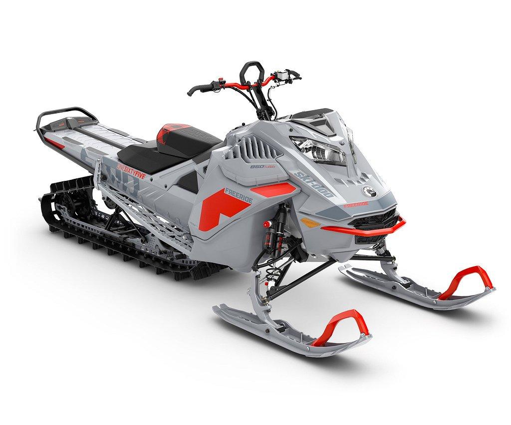 Ski-doo Freeride 154 850 E-Tec Turbo Shot -21