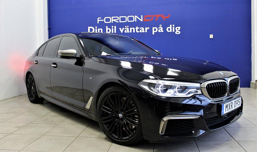 BMW M550 i xDrive M-Sport Pan ultimate edition