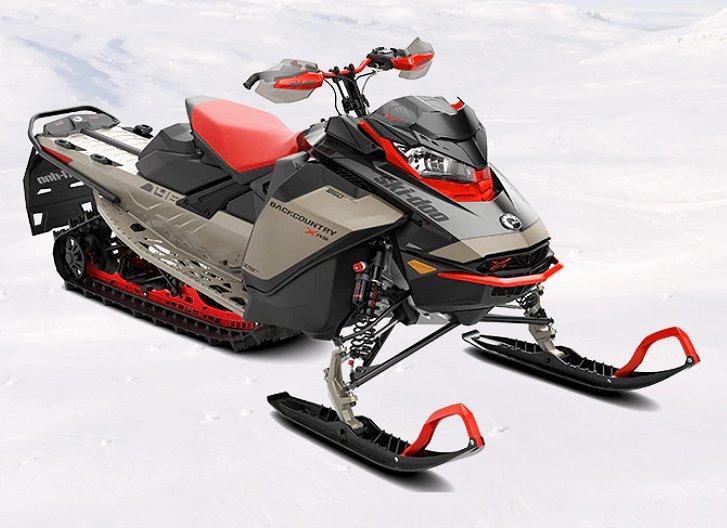 Ski-doo Backcountry XRS 850 E-Tec 146 -22 *Kampanj*