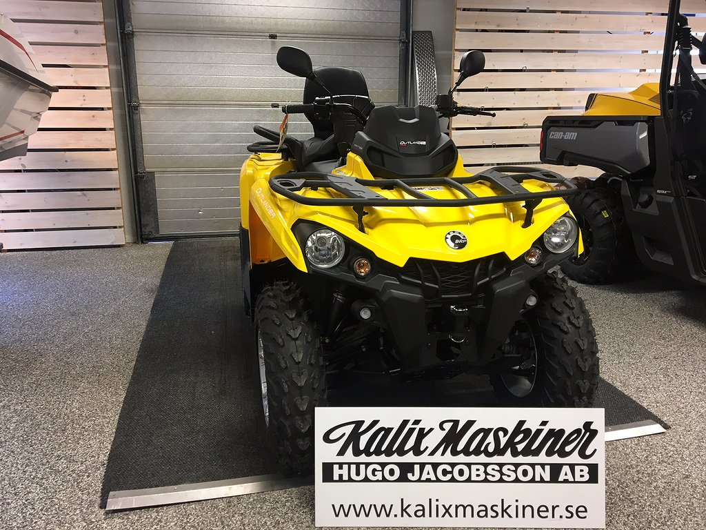 Can-Am Outlande MAX 450 T3 DPS Ny