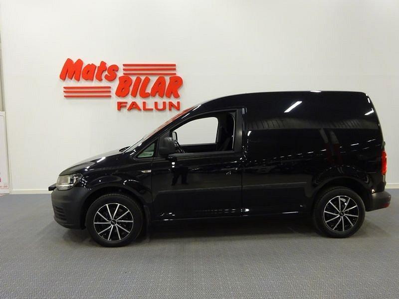 VW Caddy 1,2 Tsi BlueMotion 84 Hk Manuell