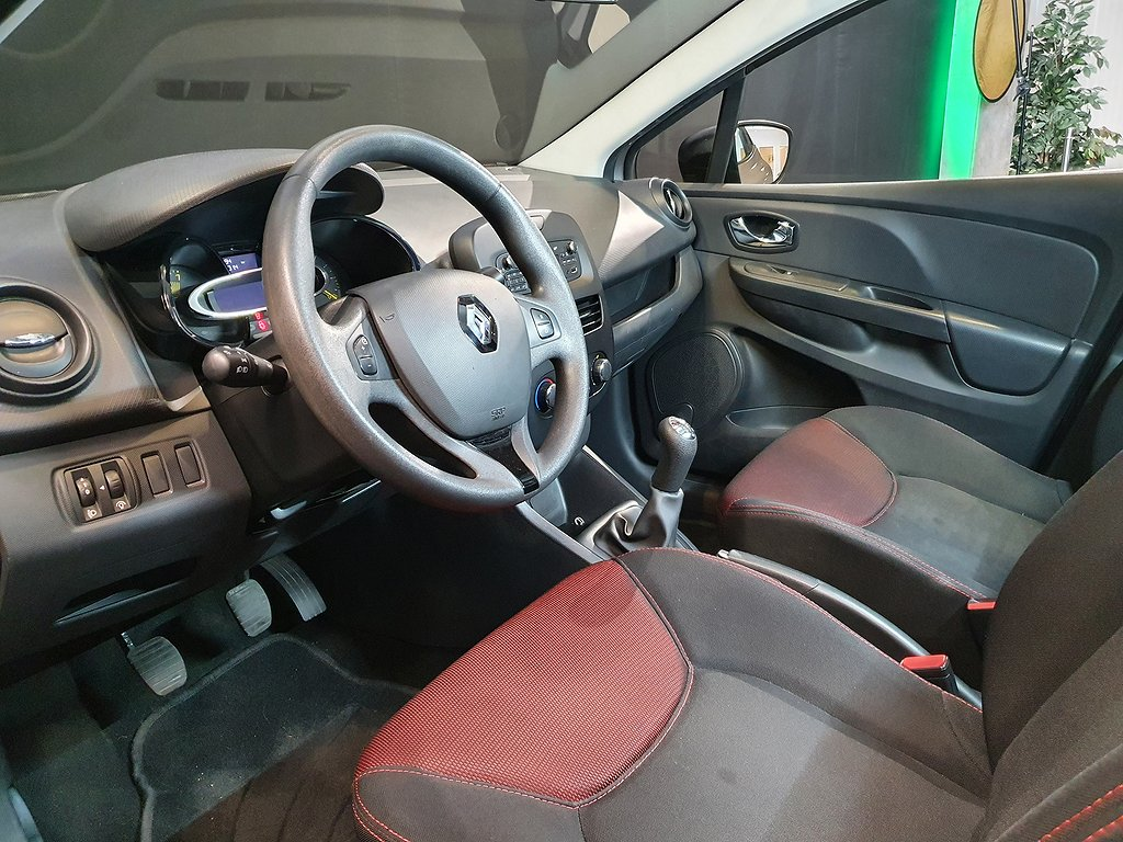 Renault Clio IV 1.2 73hk