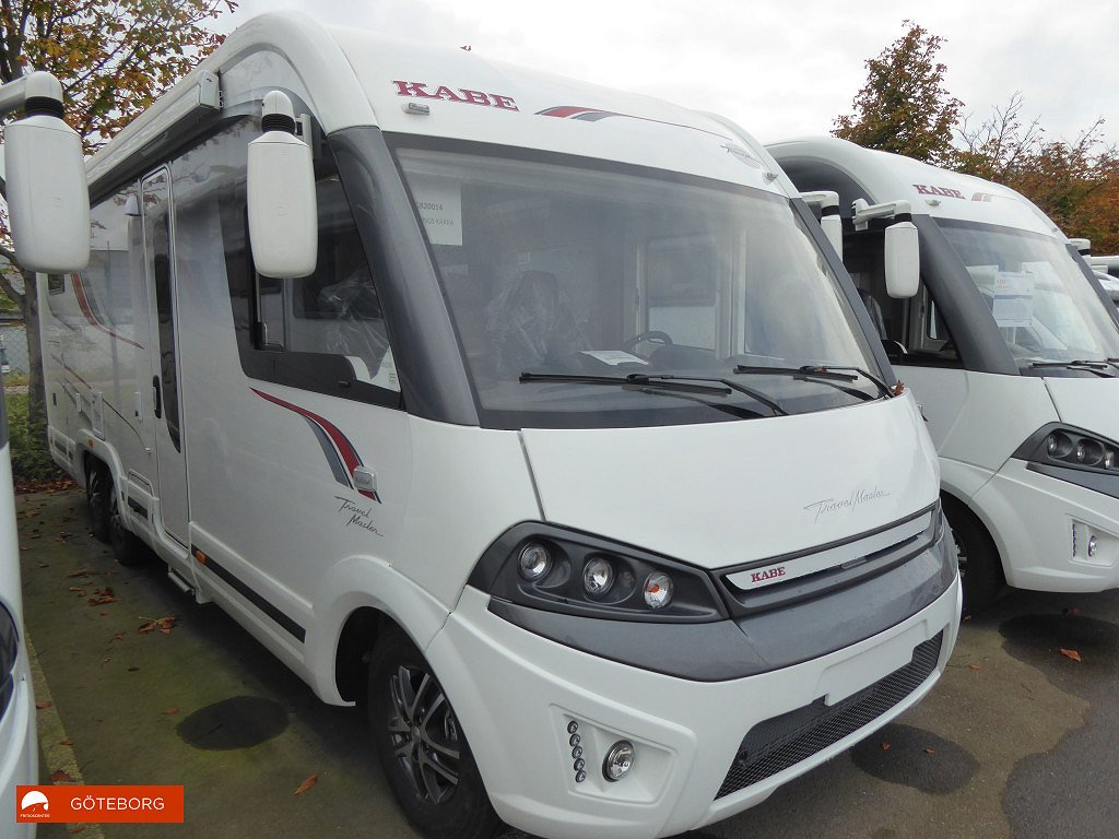 Kabe Travel Master Royal 810 Tandem LGB