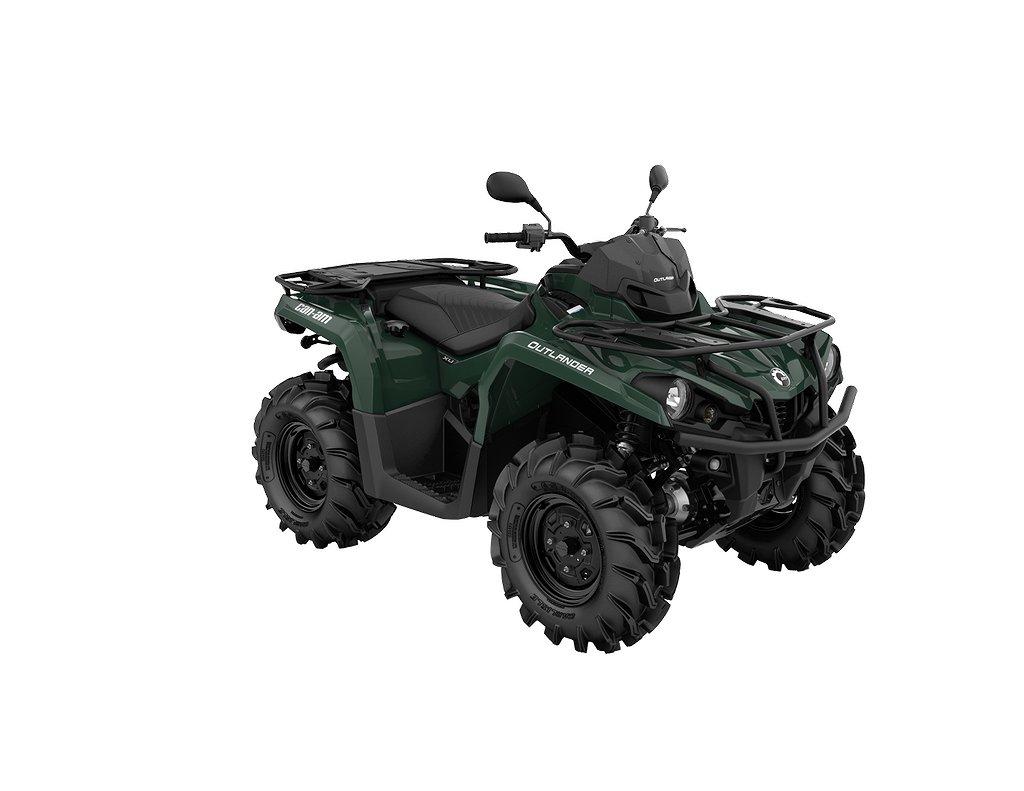 Can-Am OUTLANDER XU+ T 450