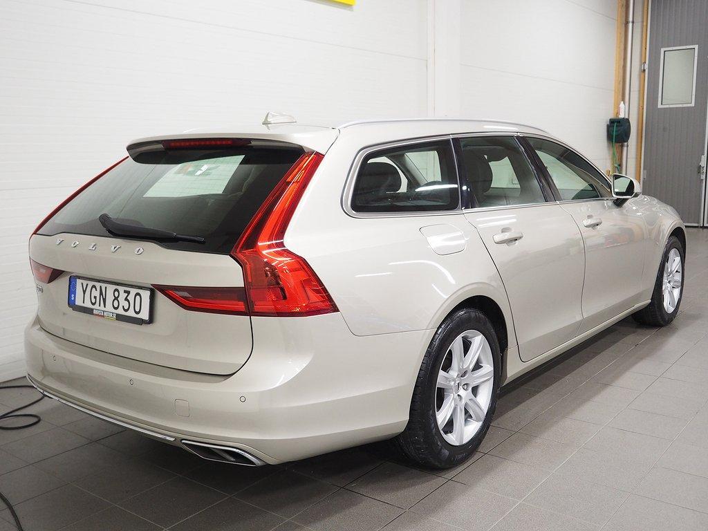 Volvo V90 D4 Aut Momentum Advanced Edition 190hk 2017