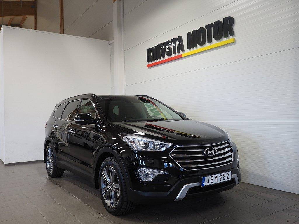 Hyundai Grand Santa fe 7-sits 2016