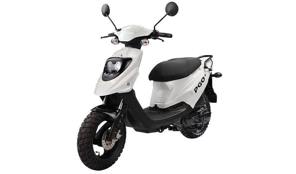 PGO Big- Max Eu 25km/h Cykelbana moped