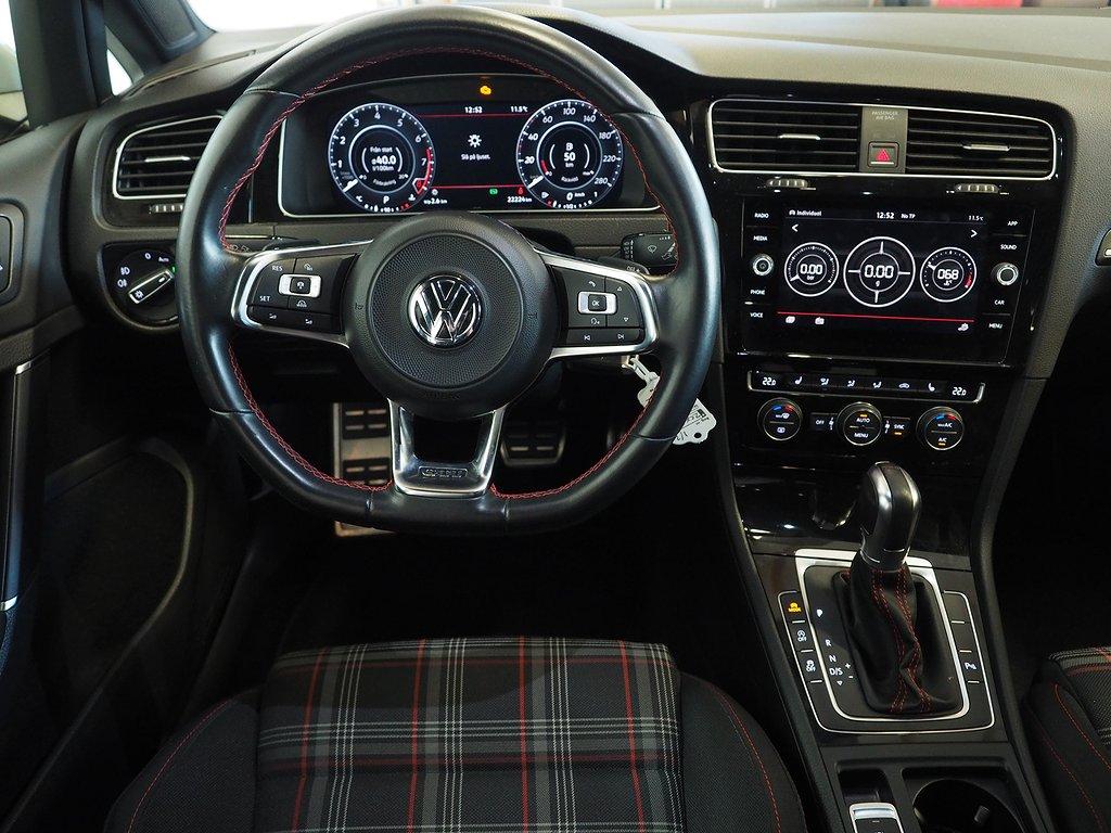 Volkswagen Golf GTI Performance 2.0 TSI DSG 245hk Pluspaket 2018