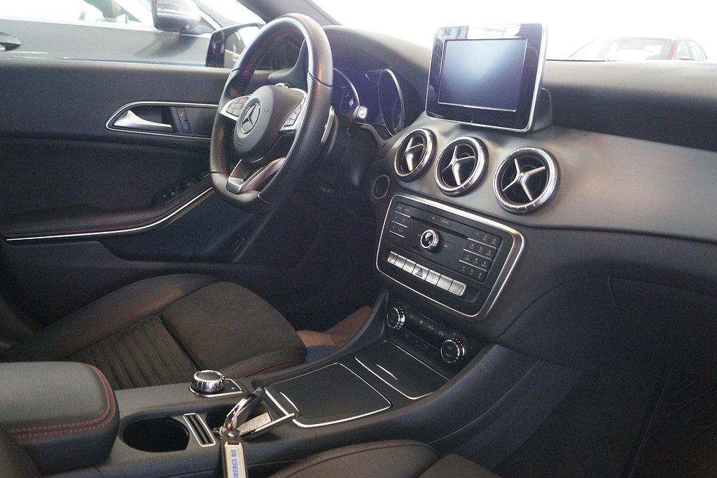 Mercedes-Benz CLA *1.95%ränta&5000kr i fritt bränsle* 200 Coupé AMG 156hk