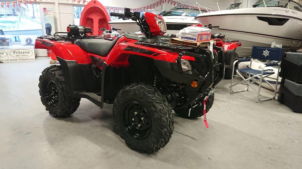 Honda TRX Rubicon 520 FA Explore Nyhet
